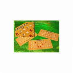 10 cartons de loto individuels spécial excursion ou voyage