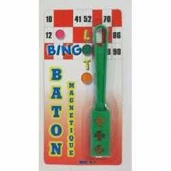 12 bâtons magnétiques pour loto