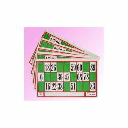 "500 cartons de loto Gamme"" TRADITION """
