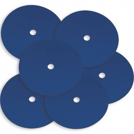 6 Caches magnétiques pour panneau magnétique