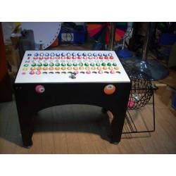 BINGO Table de LOTO avec afficheur numérique