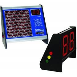 Tirage électronique loto: la Bingo Machine SAPPHIRE